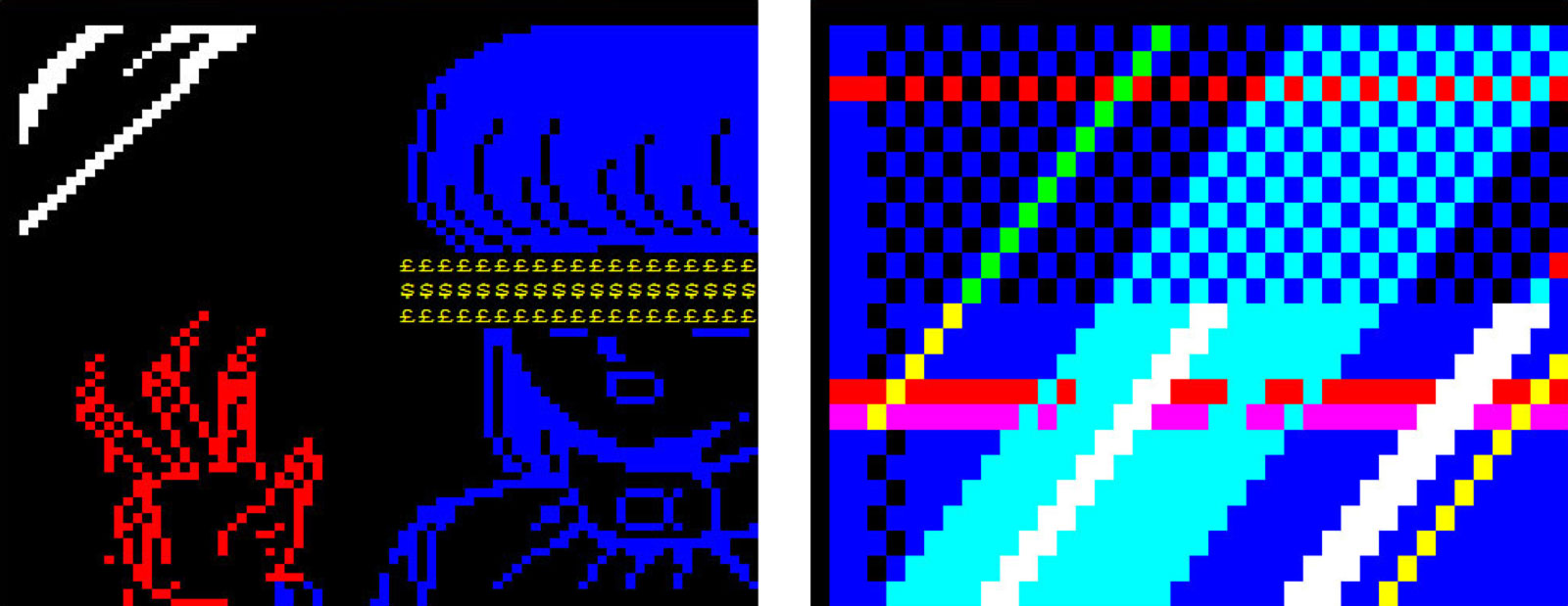 """Teletext Festival -- """"Help and Glass"""""""