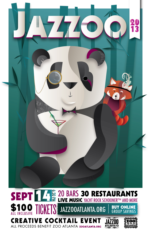 Zoo poster design - Next